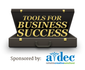 tools for business success, sponsored by a-dec