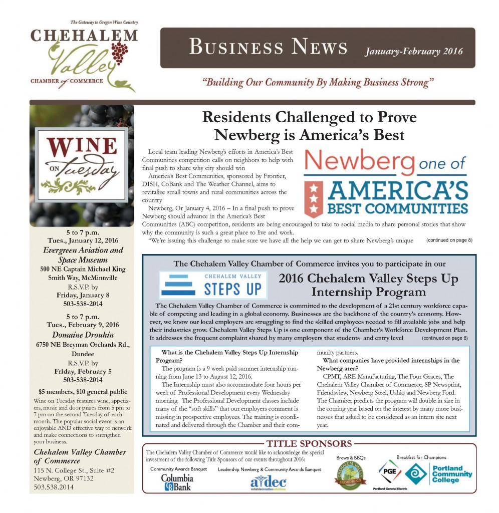16Jan-Feb Business News Cover