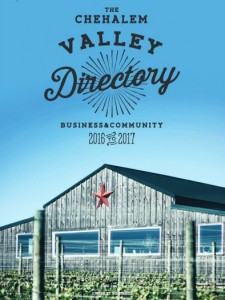 2016-17 Business Directory Cover