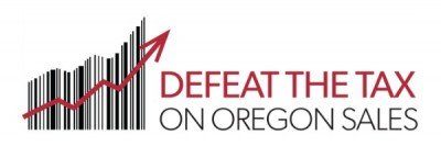 defeat the oregon sales tax