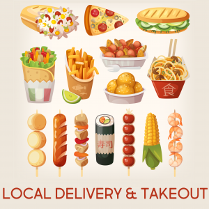 Local Food - Delivery and Takeout Services
