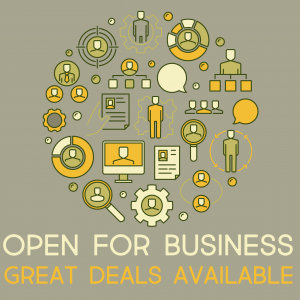 Open Essential Businesses